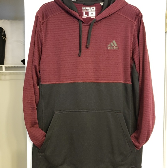adidas Other - Men Adidas Ultimate Hoodie Climawarm